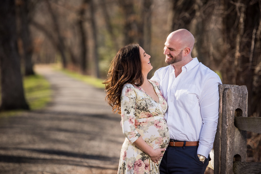 Allaire State Park Maternity Photo, Kristen 5