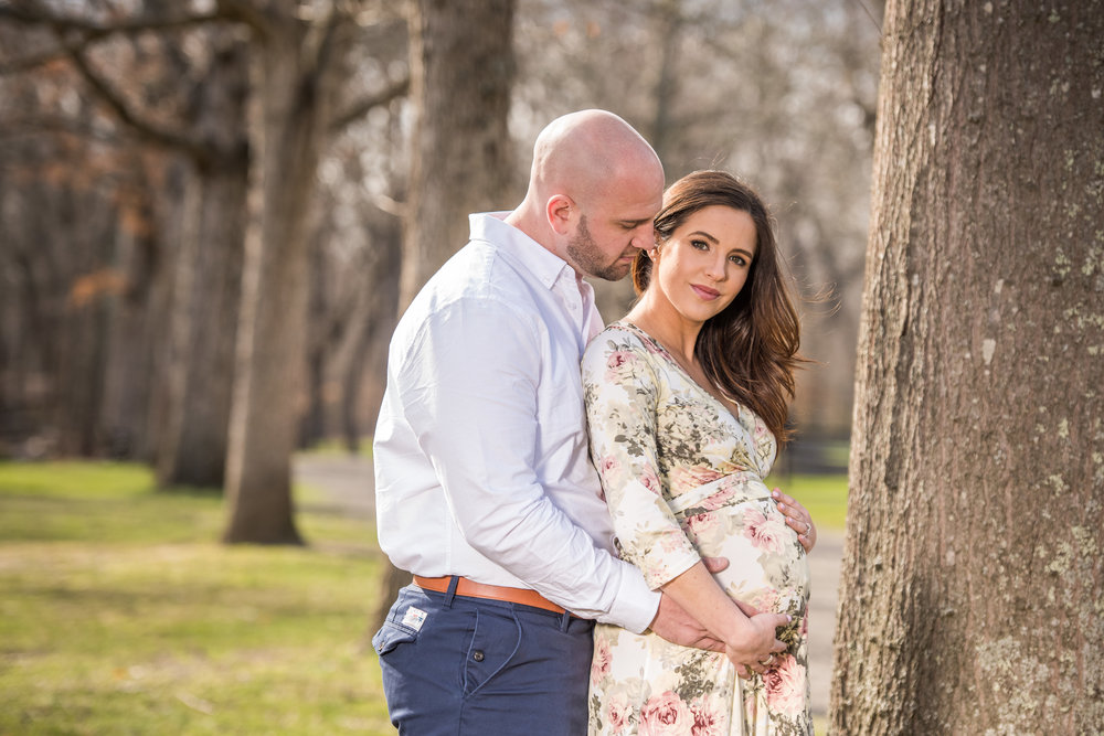 Allaire State Park Maternity Photo, Kristen 8