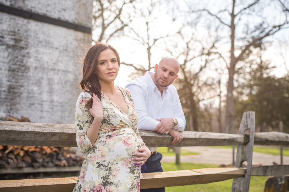 Allaire State Park Maternity Photo, Kristen 12