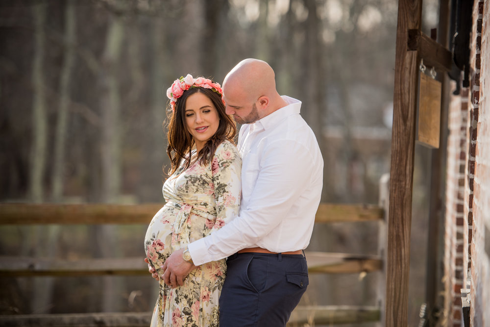 Allaire State Park Maternity Photo, Kristen 18