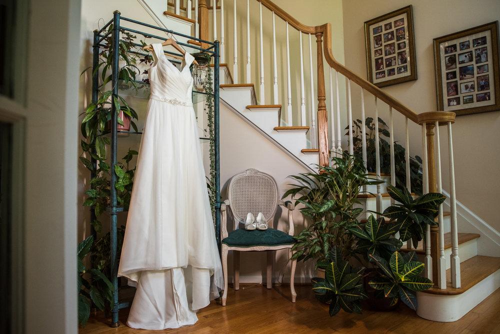NJ Wedding at The Greenbriar Dom & Rebecca 1