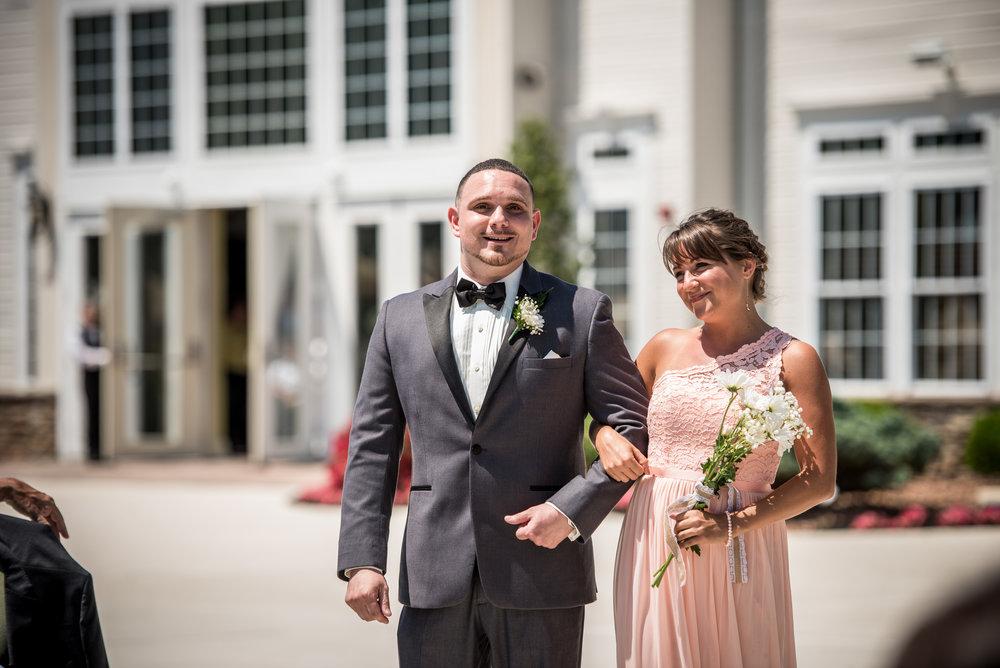 NJ Wedding at The Greenbriar Dom & Rebecca 20