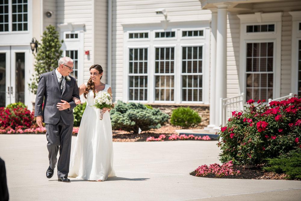 NJ Wedding at The Greenbriar Dom & Rebecca 21