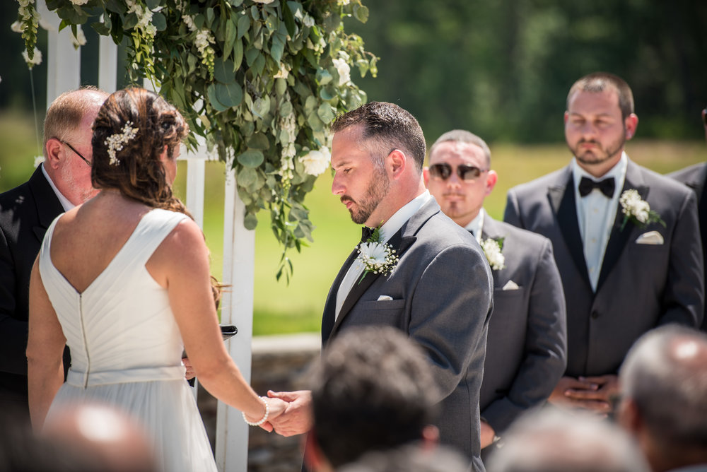 NJ Wedding at The Greenbriar Dom & Rebecca 27