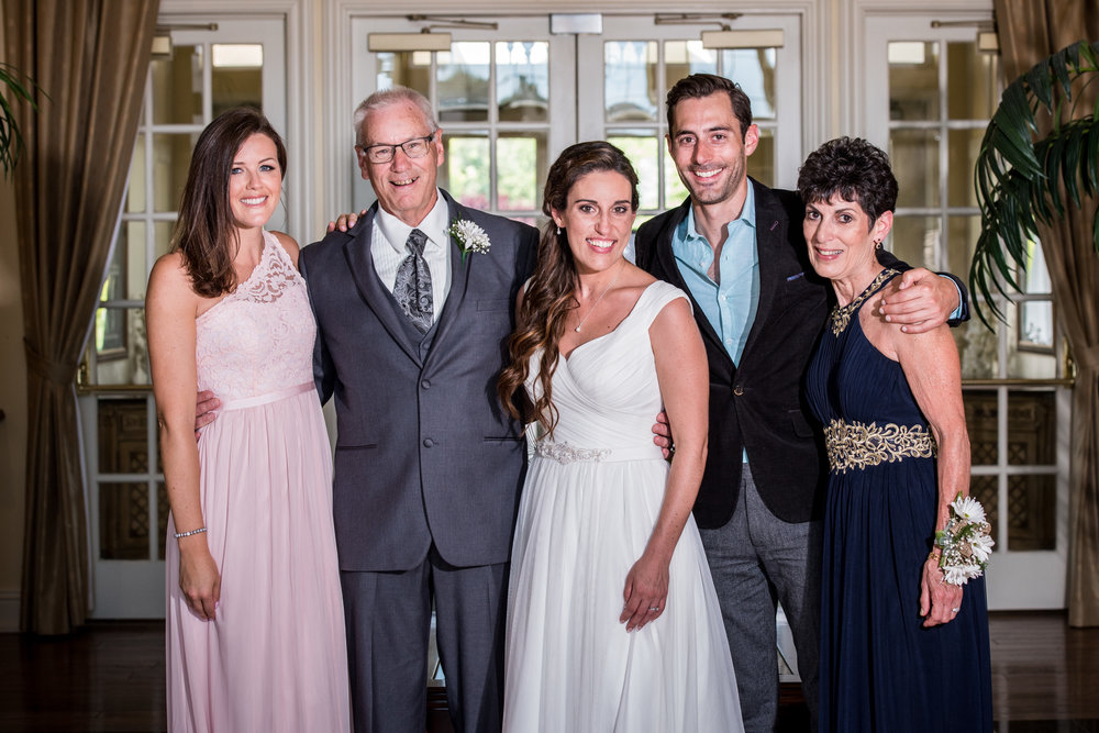 NJ Wedding at The Greenbriar Dom & Rebecca 34