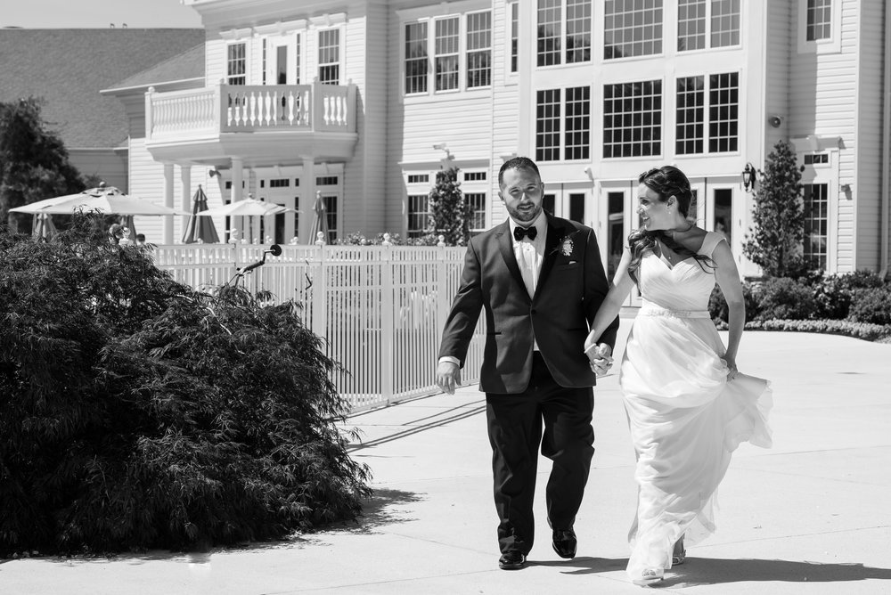 NJ Wedding at The Greenbriar Dom & Rebecca 36