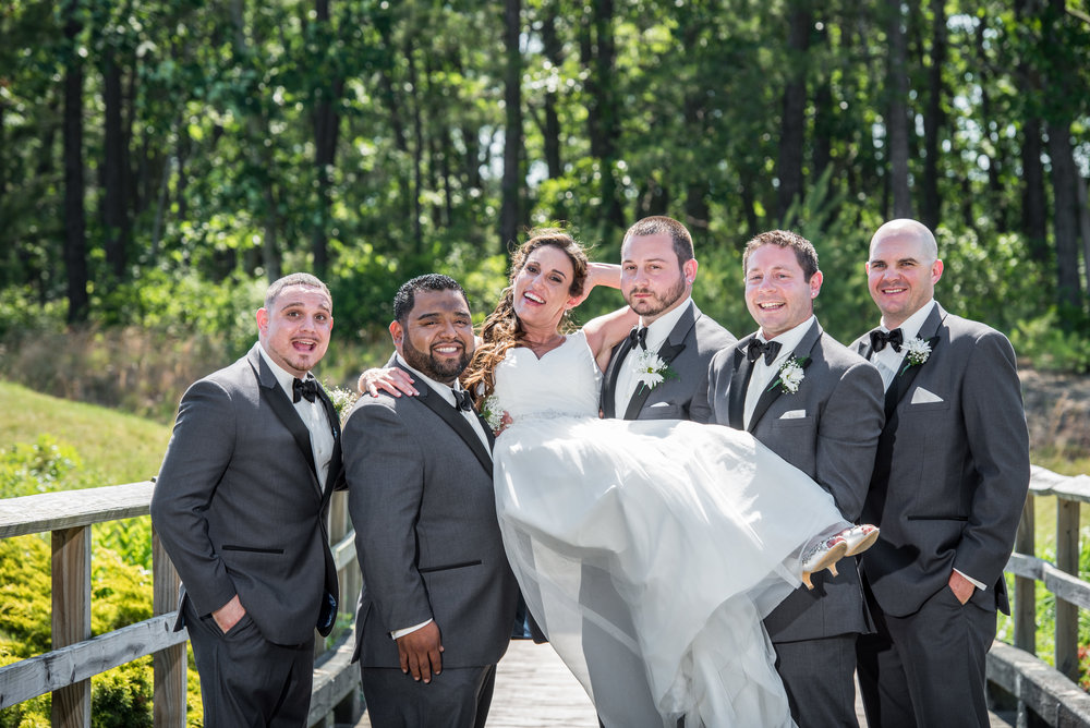 NJ Wedding at The Greenbriar Dom & Rebecca 41