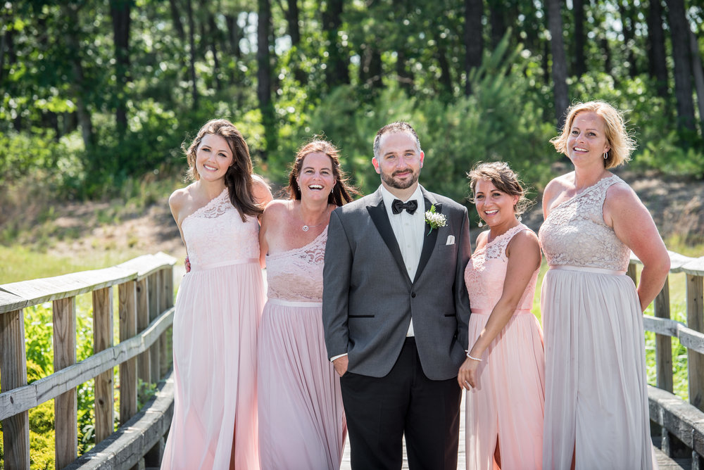 NJ Wedding at The Greenbriar Dom & Rebecca 42