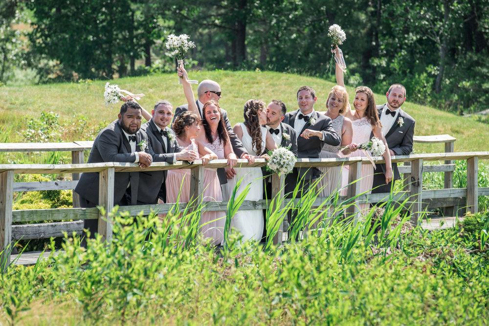 NJ Wedding at The Greenbriar Dom & Rebecca 43
