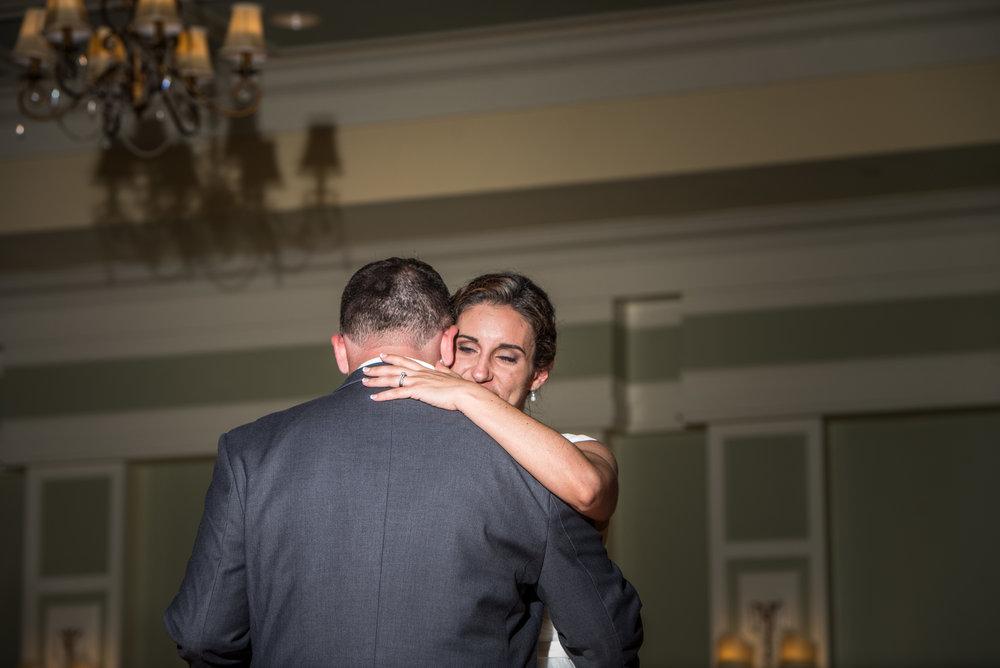 NJ Wedding at The Greenbriar Dom & Rebecca 46