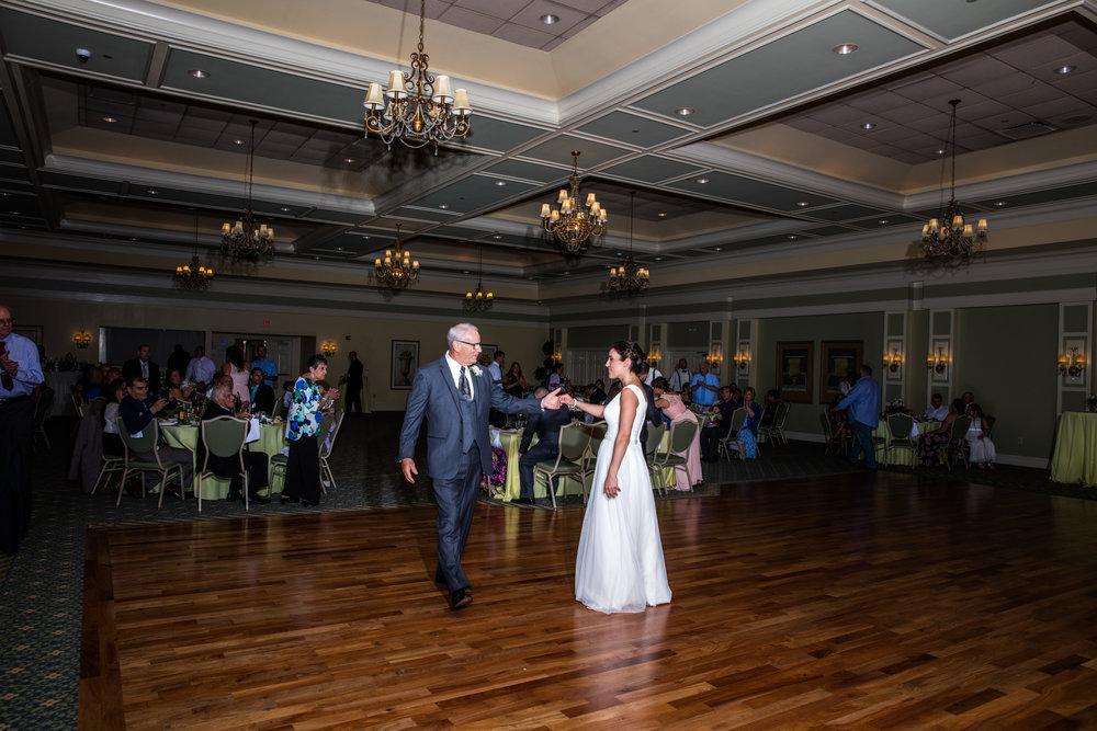 NJ Wedding at The Greenbriar Dom & Rebecca 47