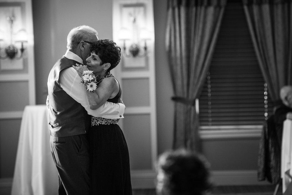 NJ Wedding at The Greenbriar Dom & Rebecca 55
