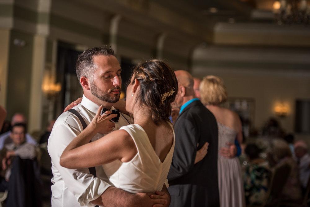 NJ Wedding at The Greenbriar Dom & Rebecca 59