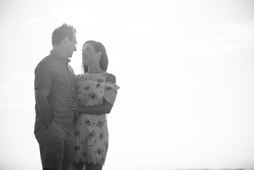 Manasquan Beach Engagement Photos Maria 13