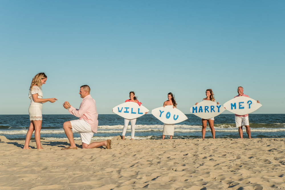 Long Beach Island Proposal Photos Leo 5