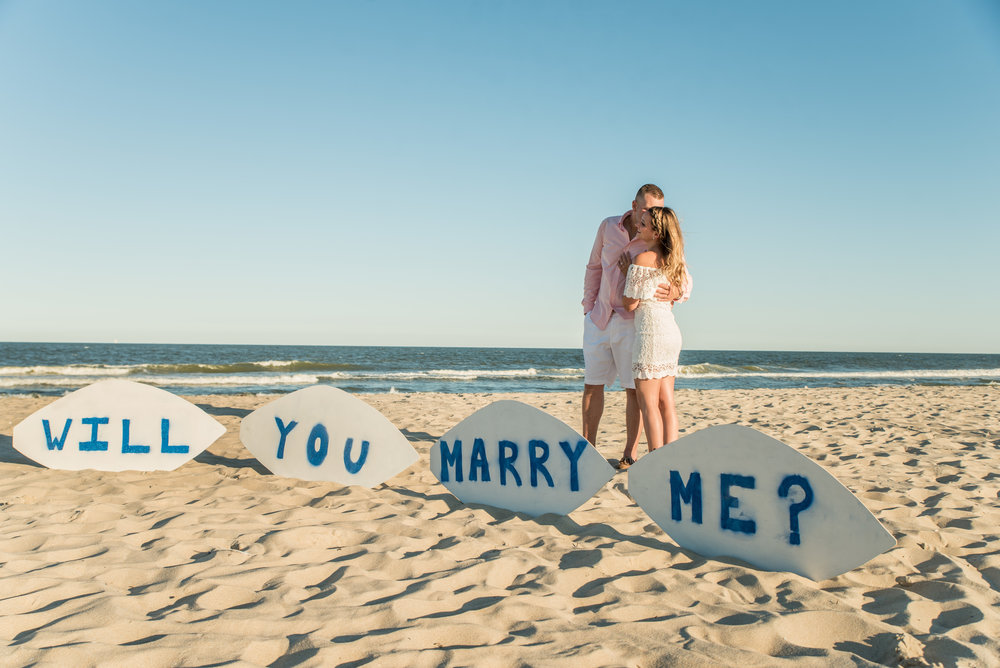 Long Beach Island Proposal Photos Leo 10
