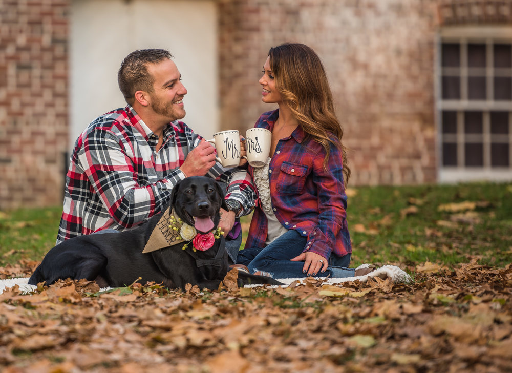 Allaire state park engagement session 8 reasons to have engagement