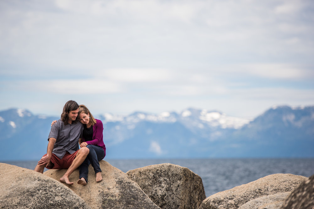 Lake Tahoe CA Engagement Liz & Ives 5