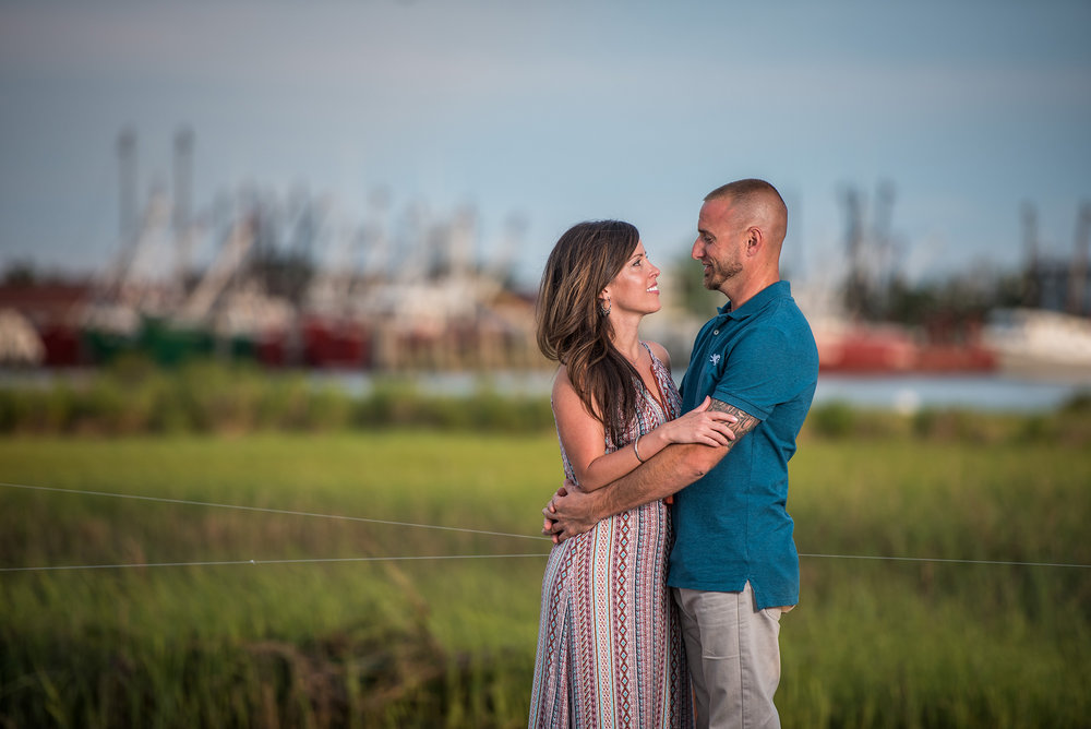 High Bar Harbor LBI Engagement Photos