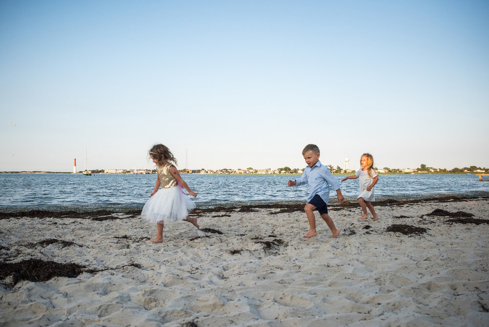 High Bar Harbor LBI NJ Family Photos