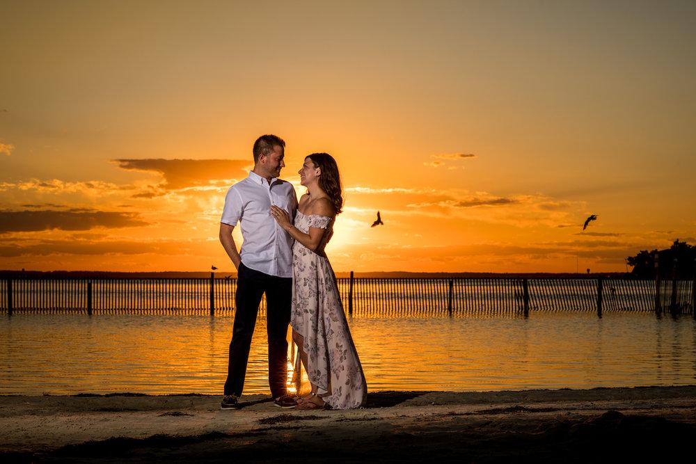 Long Beach Island Engagement Photos Alyssa + Ben