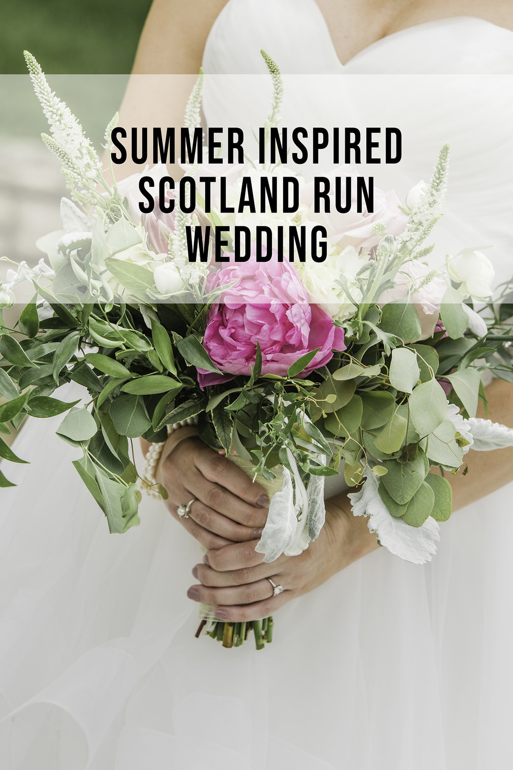 summer wedding at Scotland Run