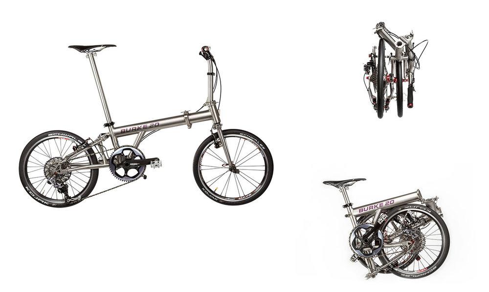 Burke Folding Bike : un nouveau pliable en titane Burke-20-production-model-2