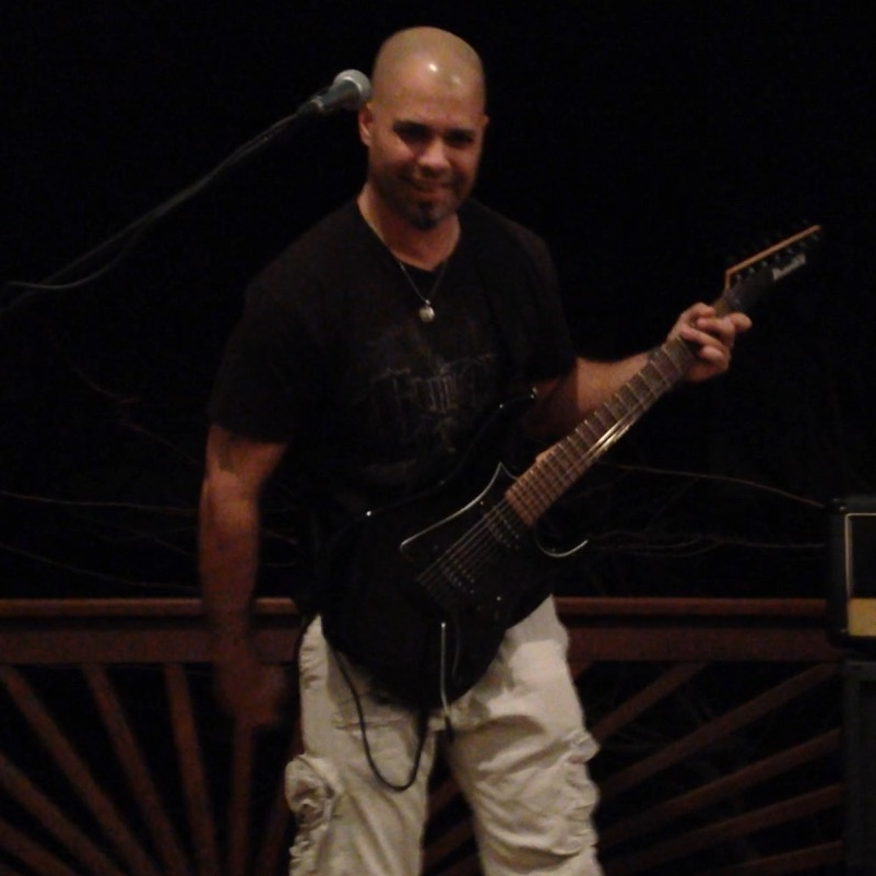 CLINTON HARDNETT GUITAR WARRIOR