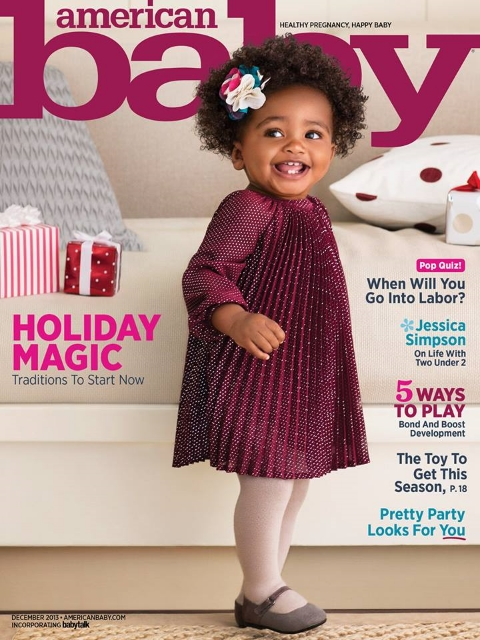 Skylardrew for American Baby Magazine. Photo by Stephanie Rausser, property of Meredith Corporate. / Photo Courtesy Shannon Escoto