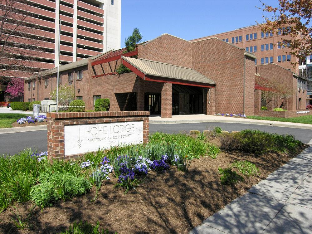 ACS Hope Lodge Baltimore