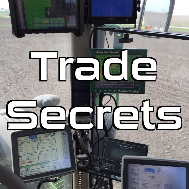 "Read prior post on whether ag data constitutes a ""trade secret"""