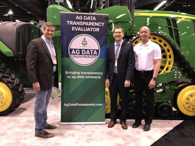 John Deere AgDataTransparent