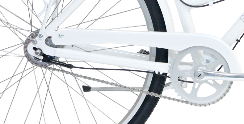 A partial chain guard only provides some of the advantages of a fully enclosed one.
