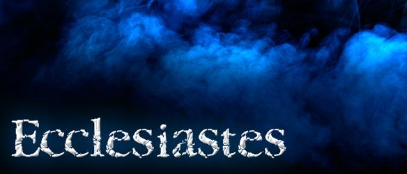 EcclesiastesVapor