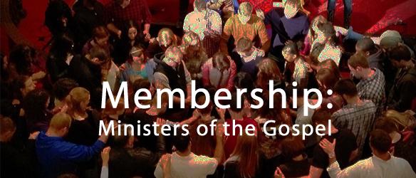 Membership-Ministers