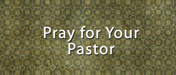 PrayforPastor