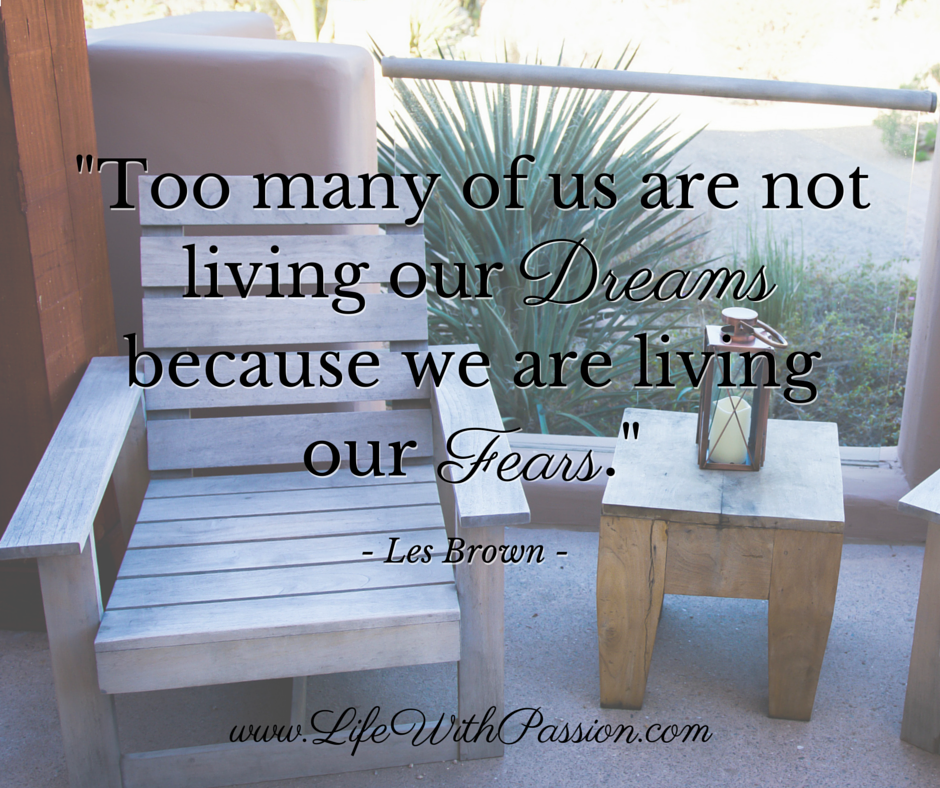 Too many of us are not living our dreams because we are living our fears - Brown - Contact.png