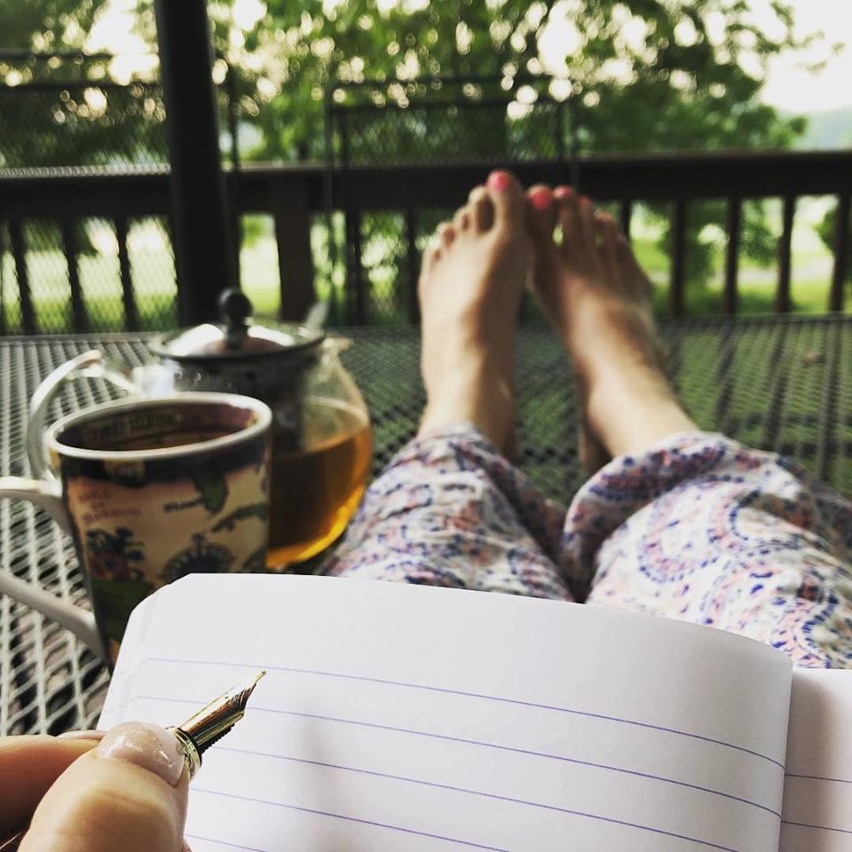 Christine Journaling.jpg