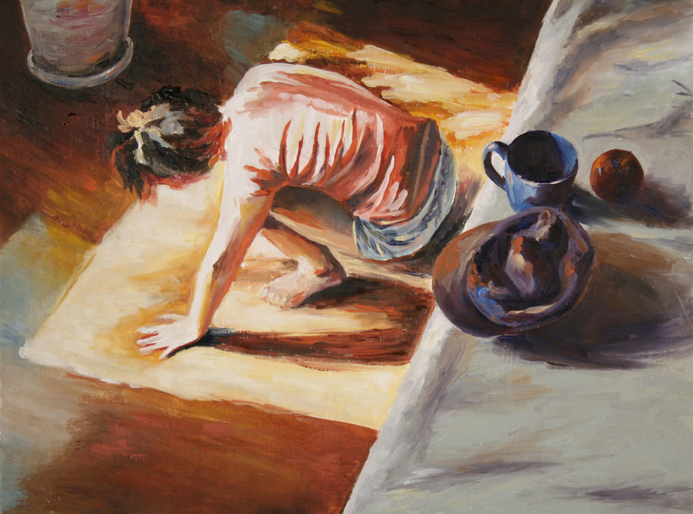 After Degas, 2012