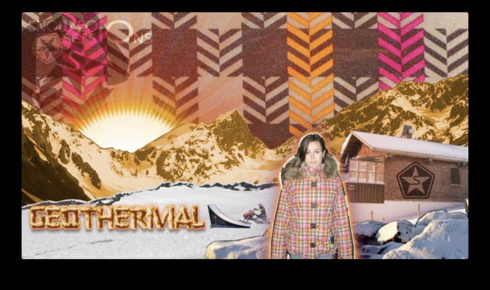 Color Stories: Geothermal