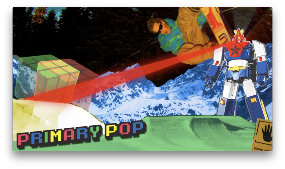 Color Stories: Primary Pop