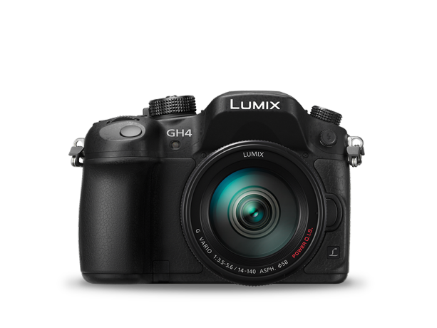 Panasonic GH4 - DSLR Camera that films up to 4K quality