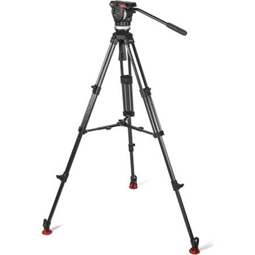 Tripod - Used for Stabilization and pans between speakers