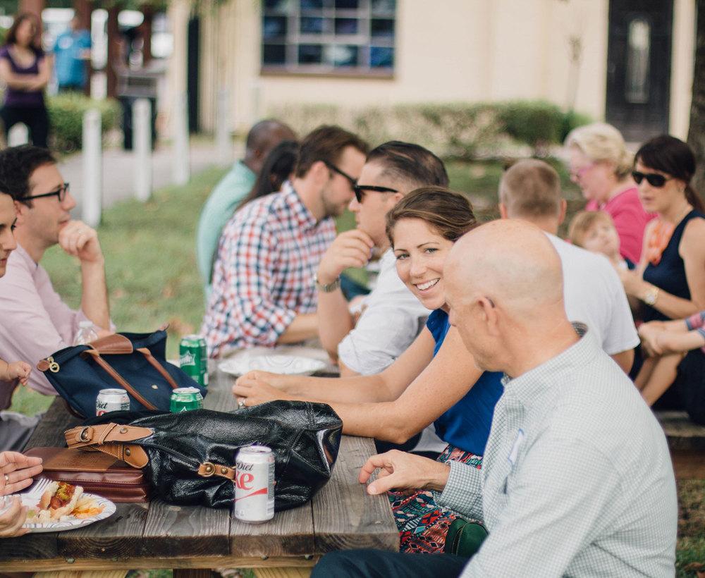 Church Lunch in Jacksonville FL