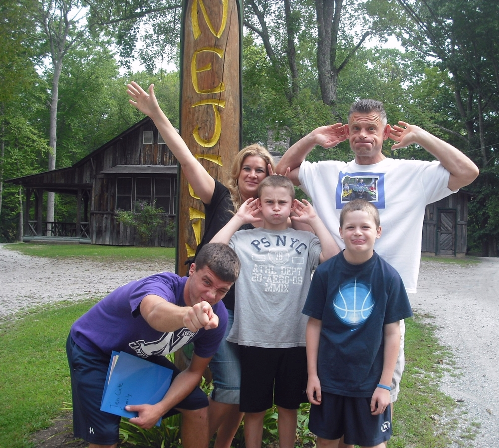 Camp Nejeda Family Camp Weekends