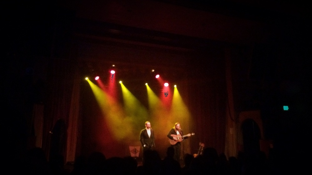 The Bluebird Theater, 13 March 2016