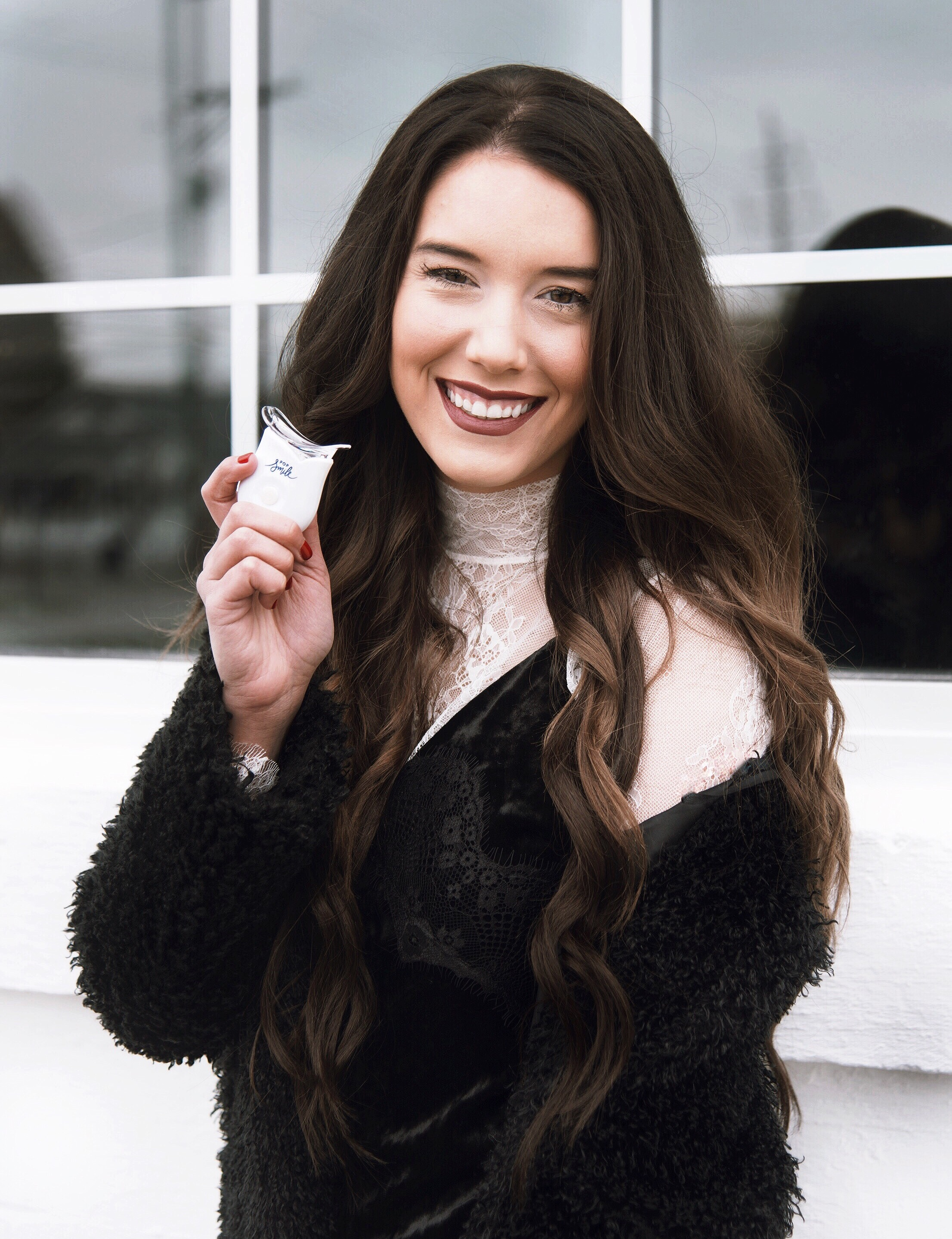 5 Steps For A Whiter Smile That Sparkles This Holiday Season ft. Pop Smile