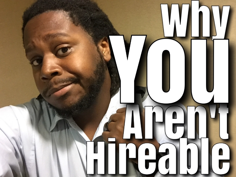 why you aren't hireable