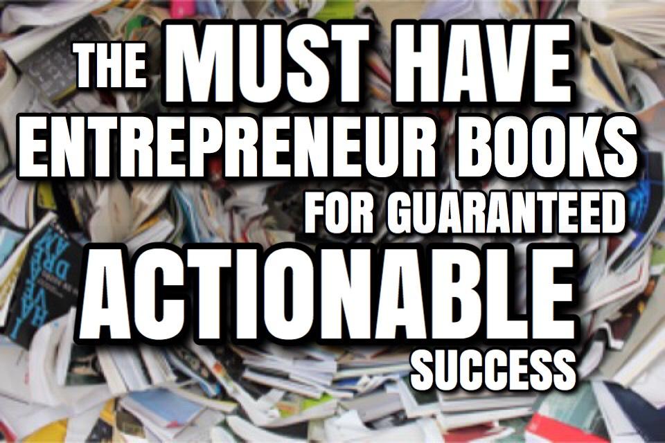 Entrepreneur Books For Success