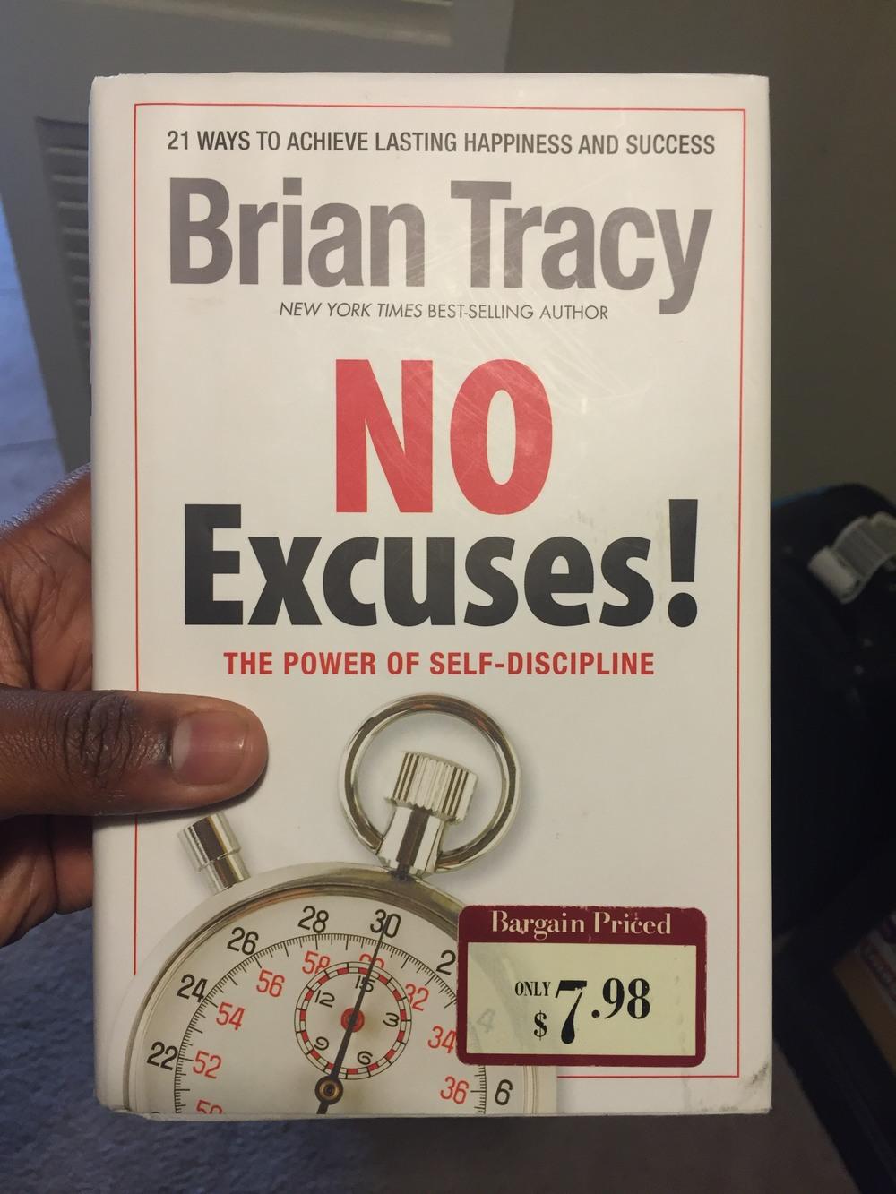 No Excuses Brian Tracy